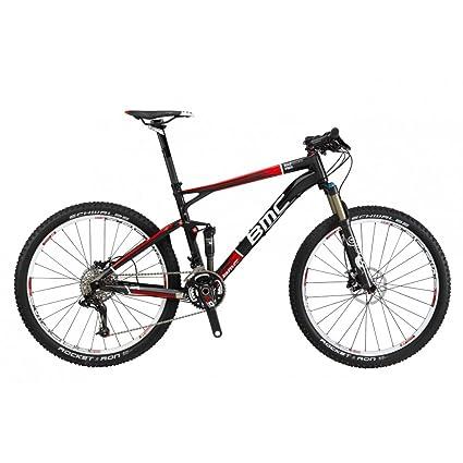 Amazon.com : BMC Fourstroke FS01 MTB Full Suspension Bike XO red ...