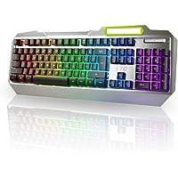 LeaningTech LTC K828 104 Key Anti-Ghosting RGB Gaming Keyboard