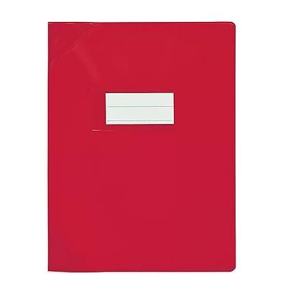 Elba - Juego de 3 fundas para libros PVC 150 STRONG Line 24 ...