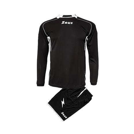 67fd313d9bb9b5 Kit Zeus Sparta Blu-Bianco Completino Completo Calcio Uomo Donna Calcetto  Muta Torneo Scuola Sport