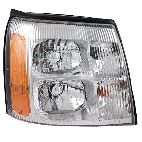 03 escalade headlight assembly - 6