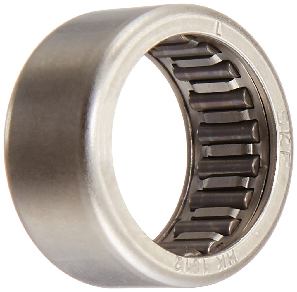 45mm Bore Outer Ring and Roller 20mm Width Caged Drawn Cup 52mm OD Open SKF HK 4520 Needle Roller Bearing