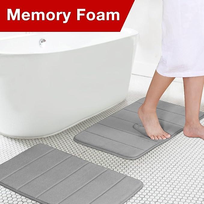 Genteele Memory Foam Bath Mat
