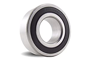 SR9902-2RS LGF, 1/4 x 11/16 x 1/4 inch, Stainless Steel Radial Bearing
