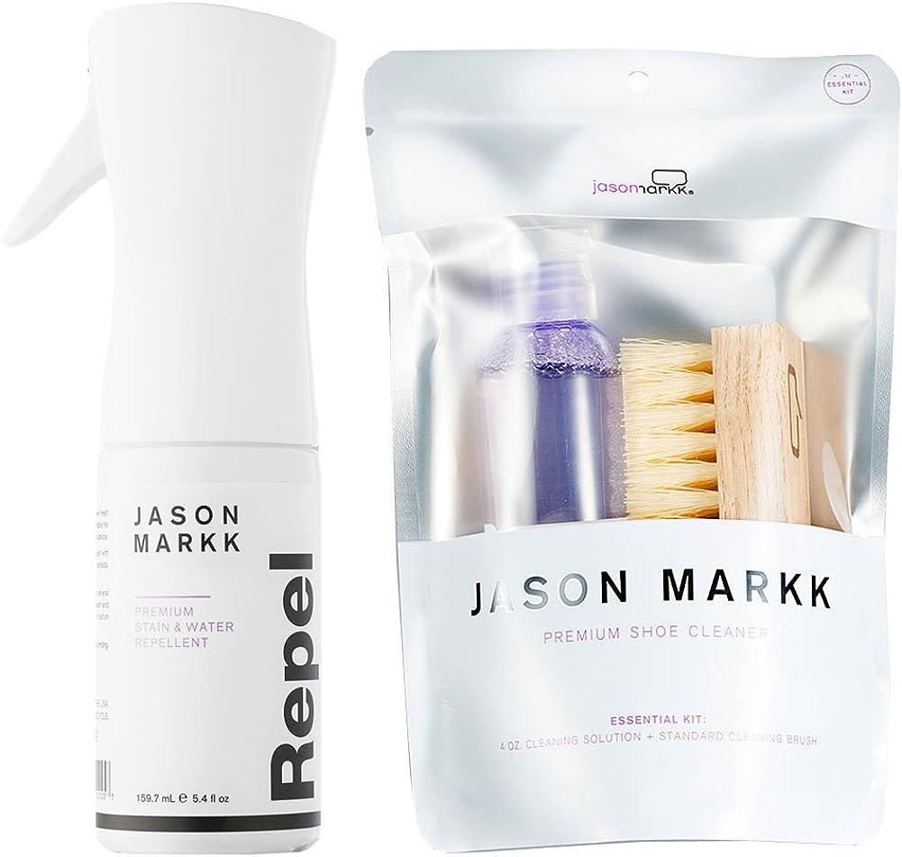 Jason Markk Essential Kit PLUS Repel