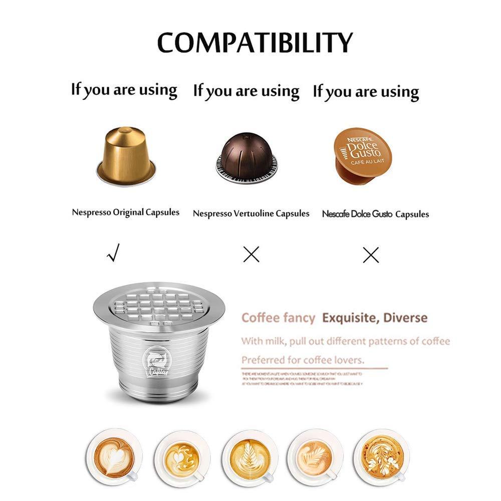 Amazon.com: i Cafilas - Cápsulas de café espresso ...