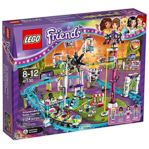 Friends Roller Coaster (Lego - Friends - Amusement Park Roller Coaster 41130)