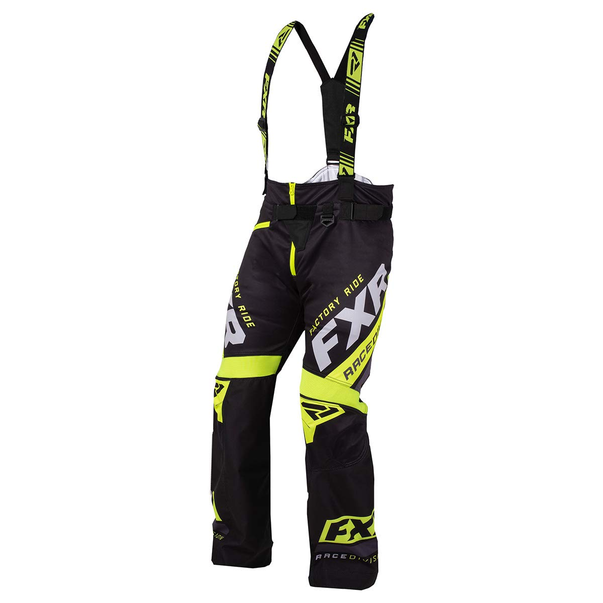 FXR Mens RRX Pant Black//White - Medium