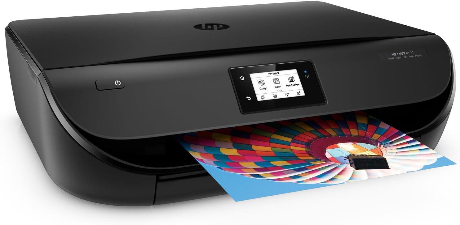 Amazon.com: HP Envy 4520 Impresora de fotos inalámbrica todo ...