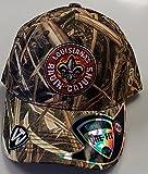 NCAA New Louisiana-Lafayette Ragin' Cajuns Realtree Flex Fit Cap M/L