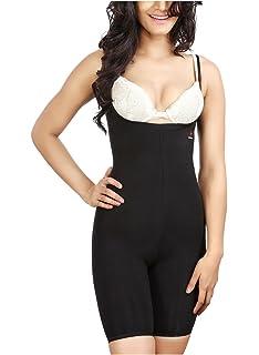 2466212e318b3 Adorna Women s Cotton Body Bracer Shapewear  Amazon.in  Clothing ...