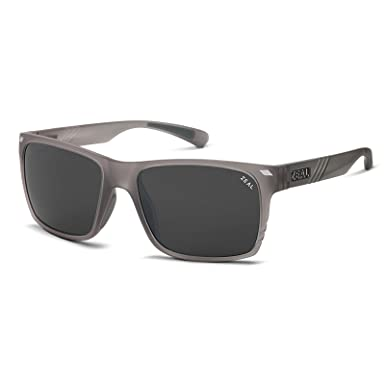 680905cd986 Zeal Optics Brewer Polarized Sunglasses - Granite Grey Frame with Dark Grey  Lens