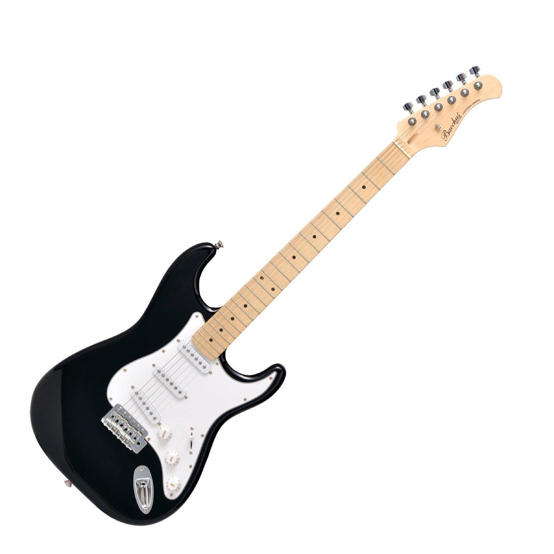 Bacchus バッカス エレキギター BST-1M BLK B009QW941E