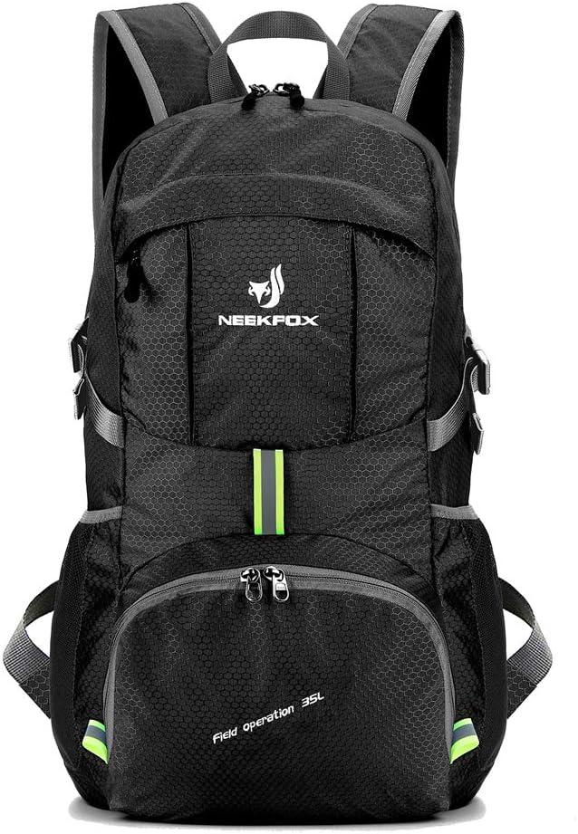 NEEKFOX Lightweight Packable EDC Backpack