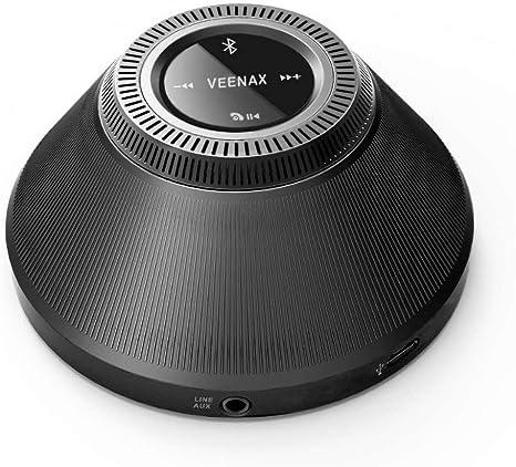 VEENAX PS10 Altavoz Mini Bluetooth, Tacto Estéreo Altavoz ...