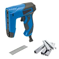 45w Electric Nailer Stapler 15mm + 5000pk 8mm Type 53 Staples + 3 Year Warranty