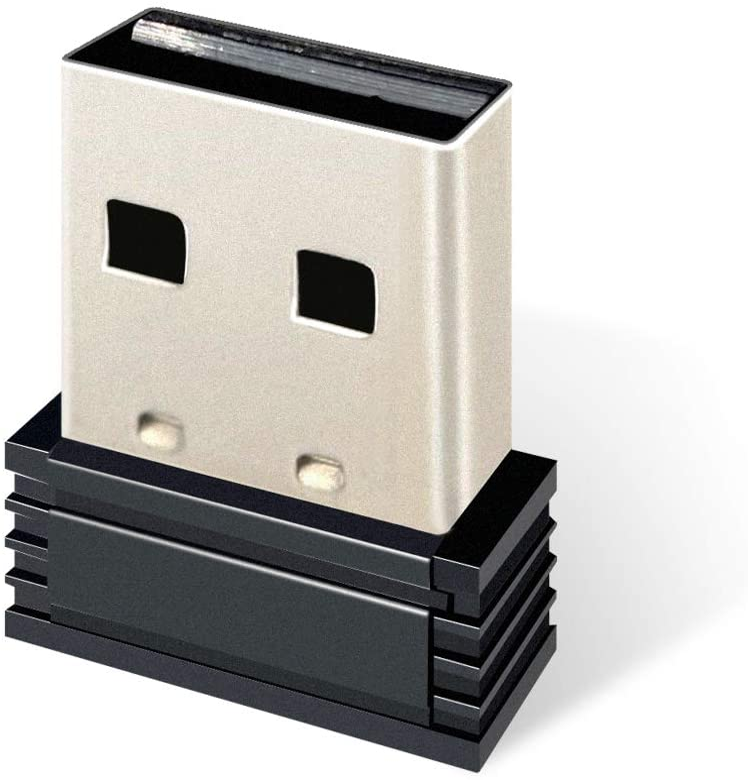 Dongle CYCPLUS ANT ANT+ tragbarer USB Stick Adapter f/ür ANT+
