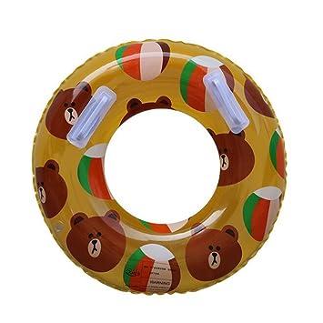 KIMSAI Anillo hinchable para natación, piscina, vida útil ...