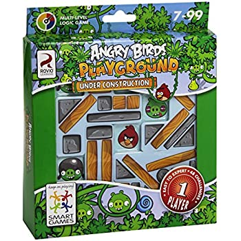 Amazon Com Angry Birds On Thin Ice Game Toys Amp Games
