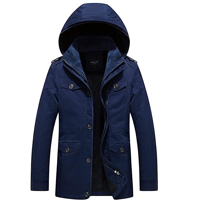 Pandaie-Mens Product Big and Tall Winter Jackets for Men ...