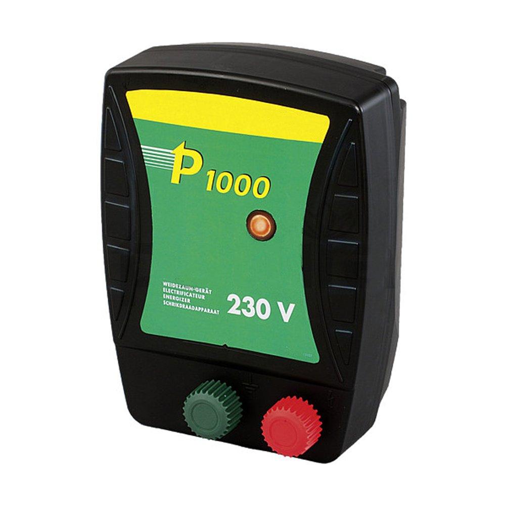 P1000, Batterien Weidezaun-Gerät für 230V Netzanschluss - 141000