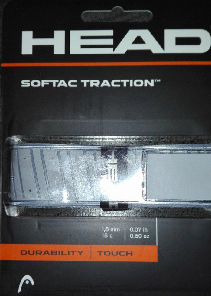 Head SofTac Traction Basis-Griffband grau
