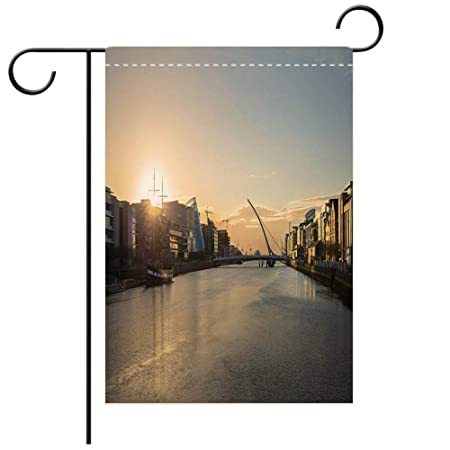 Amazon.com : BEICICI Garden Flag Double Sided Decorative Flags Dulce de Leche Swirl Ice Cream Best for Party Yard and Home Outdoor Decor : Garden & Outdoor