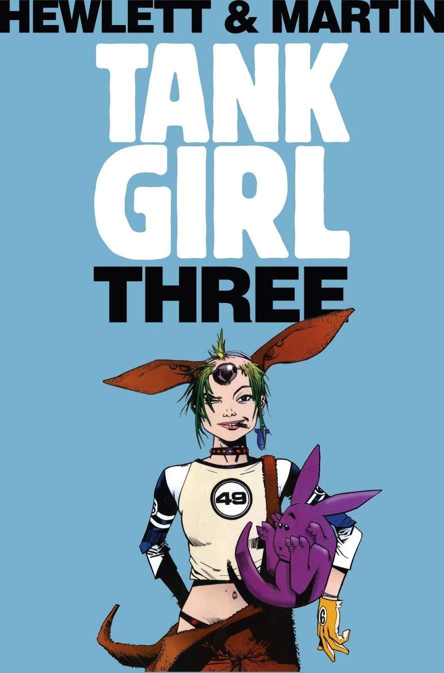 Tank Girl 3 (Remastered Edition) pdf epub