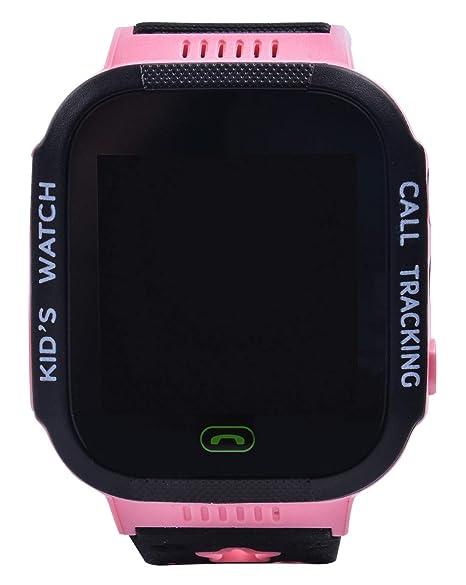 Aivtalk Reloj Digital Telefono Inteligente LED con Cámara GPS Alarma para Niños Niñas