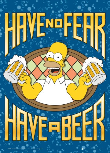GB eye Ltd, 3d póster Lenticular, Simpsons, Homer, (47 x 67 cm)https://amzn.to/2VCXO76