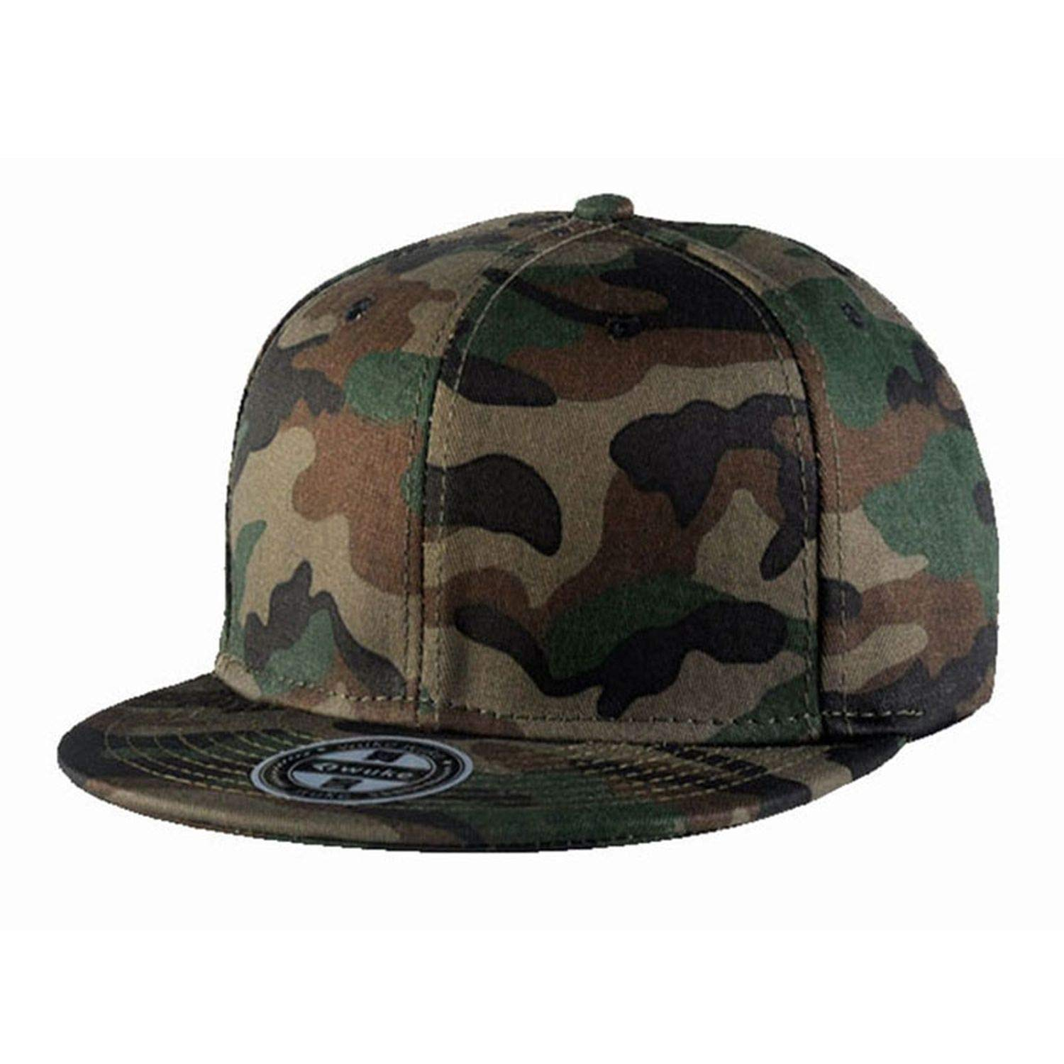 Moktasp Camo Baseball Cap Mens Snapback Hats for Men 2019 New Gorras Planas Hip Hop Hunting Army Caps Camouflage Hat at Amazon Mens Clothing store: