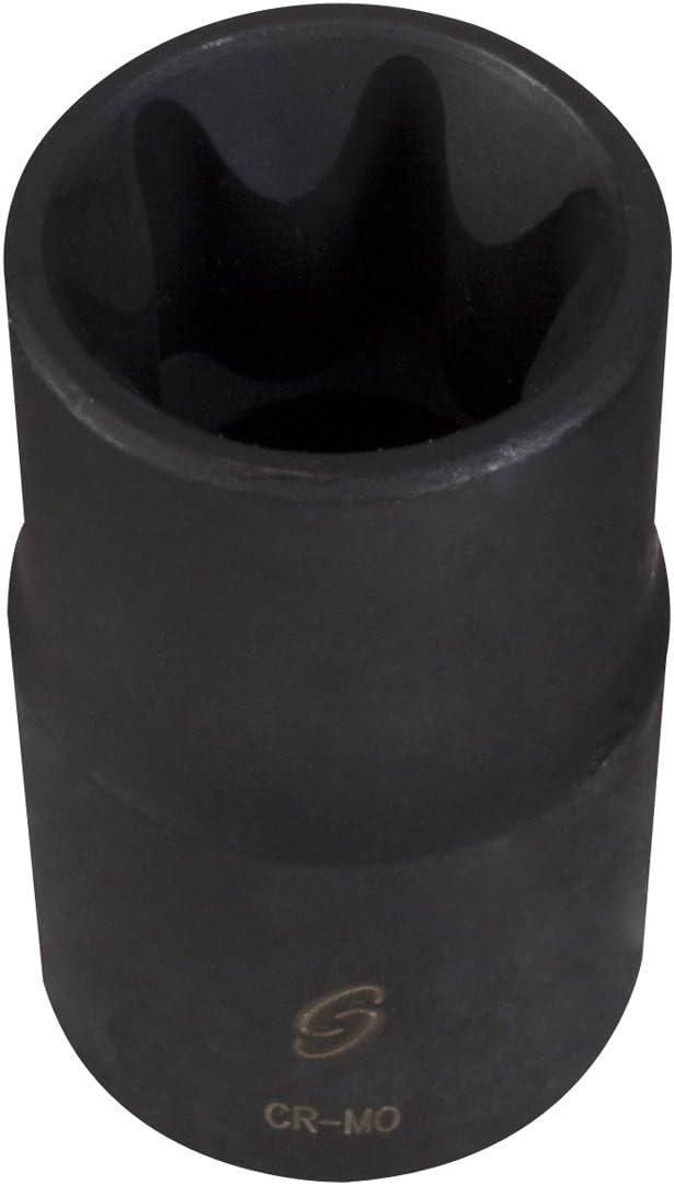 Sunex 9911b22 1//2-Inch Drive E22 External Star Socket Sunex International