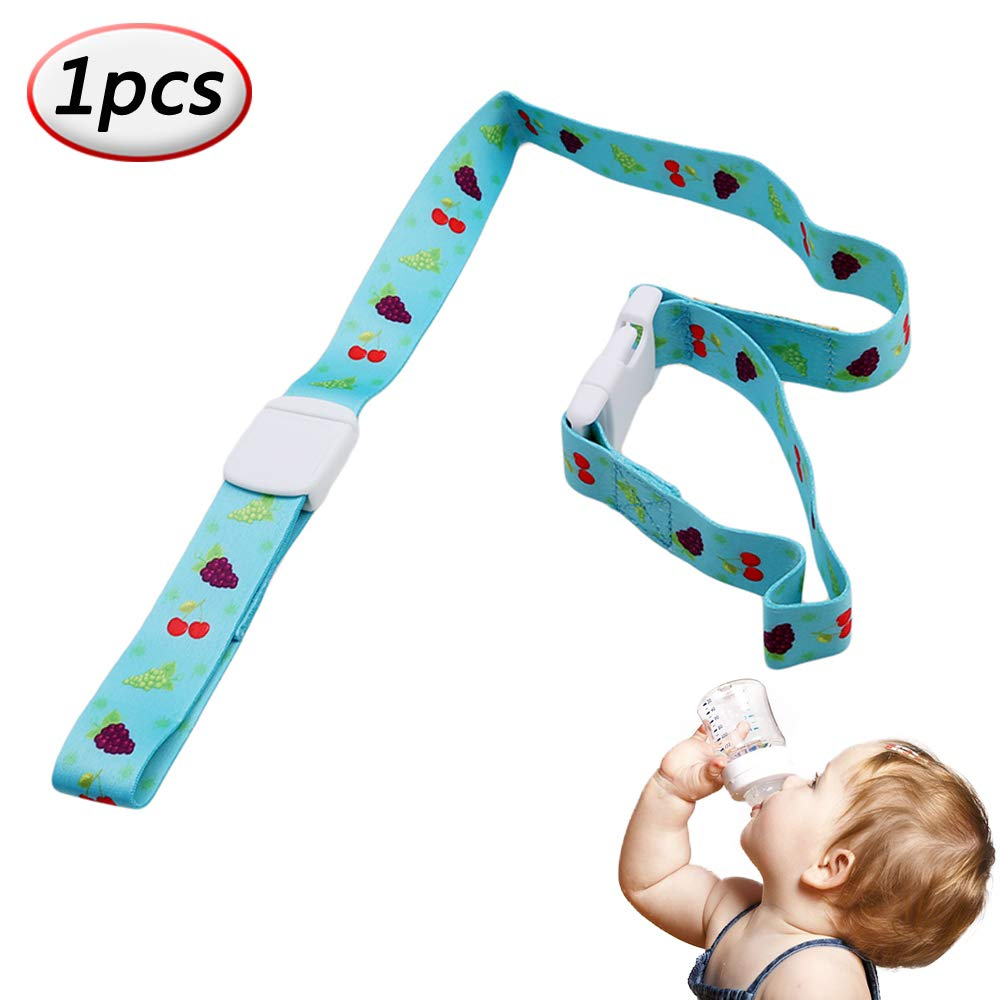 Sippy Cup Strap Adjustable Bottle Cup Strap Pretty pattern Baby Cup Holders for Stroller, High Chair and Car Seat Paul Harden