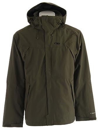 129fe4157ce Outdoor Research Backbowl Jacket - Men s Black Small  Amazon.ca ...