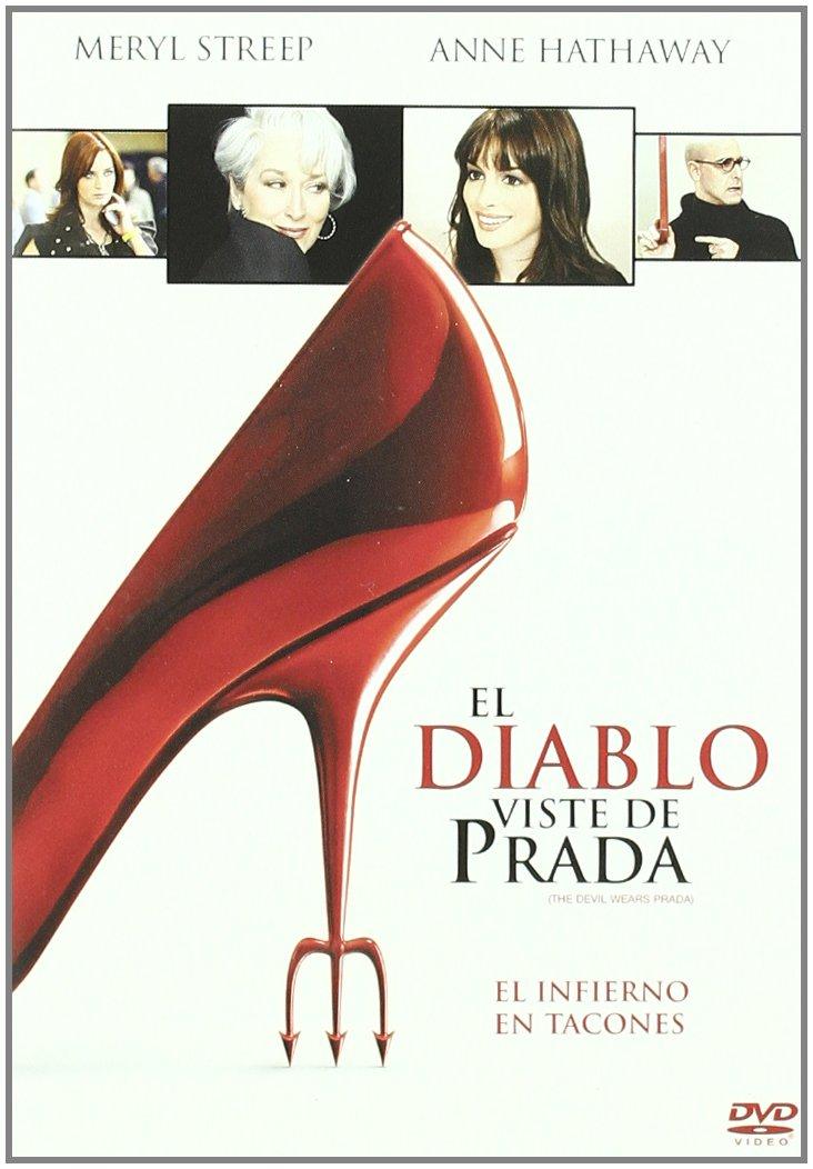 El Diablo Se Viste De Prada [DVD]