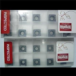 10Pcs Gaobey CNMG120408 UC5115 New Carbide Inserts