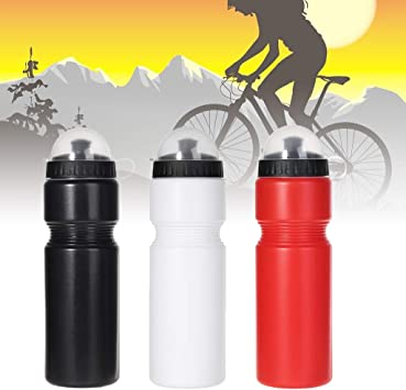 EE/_  Mountain Bike Bicycle Cycling Water Drink Bottle and Holder Cage Portable