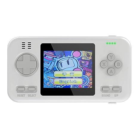 Amazon com: Basde Handheld Game Console, Portable Handheld