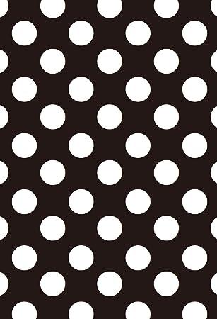 Amazon.com: Yeele 5x7ft Black Backdrop White Round ...