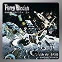 Aufbruch der BASIS (Perry Rhodan Silber Edition 102) Hörbuch von Kurt Mahr, Hans Kneifel, William Voltz, H. G. Francis, Marianne Sydow Gesprochen von: Tom Jacobs