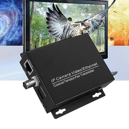 1 par de Extensor IP sobre Kit coaxial, Cable coaxial EoC para ...