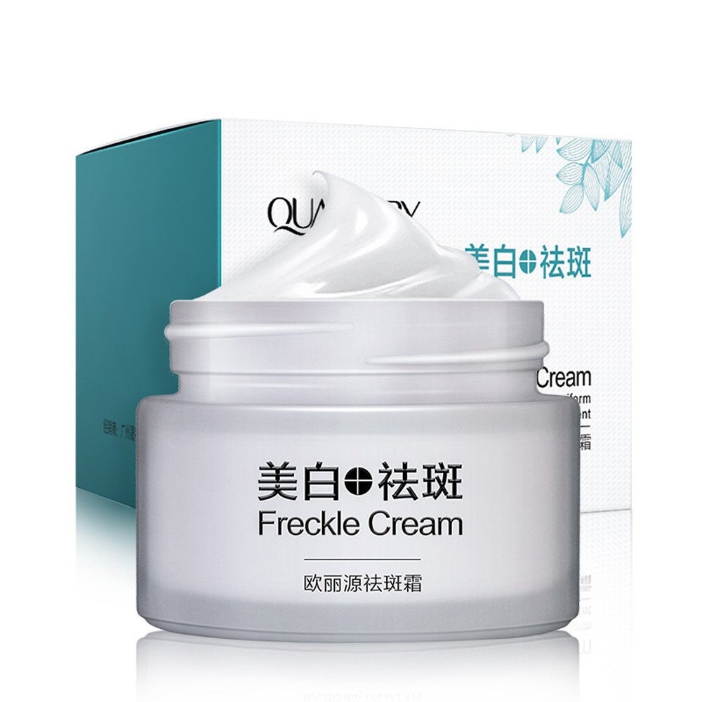 LEERYAAY Sport&Beauty Replenishing Water Anti Dark Wrinkle Acne Spots Freckle Skin Whitening Cream 30g by LEERYAAY (Image #1)