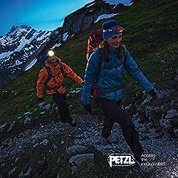 Petzl - REACTIK+ Headlamp 300 Lumens, Bluetooth Enabled