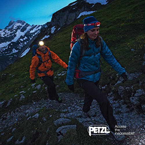 Petzl REACTIK+ Headlamp 300 Lumens, Bluetooth Enabled