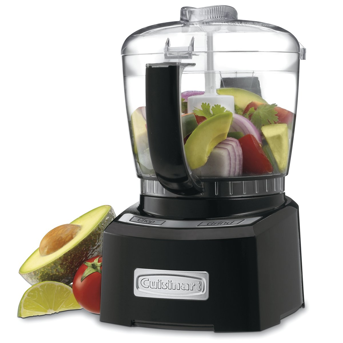 Cuisinart CH-4BKC 4-Cup Elite Collection Chopper and Grinder