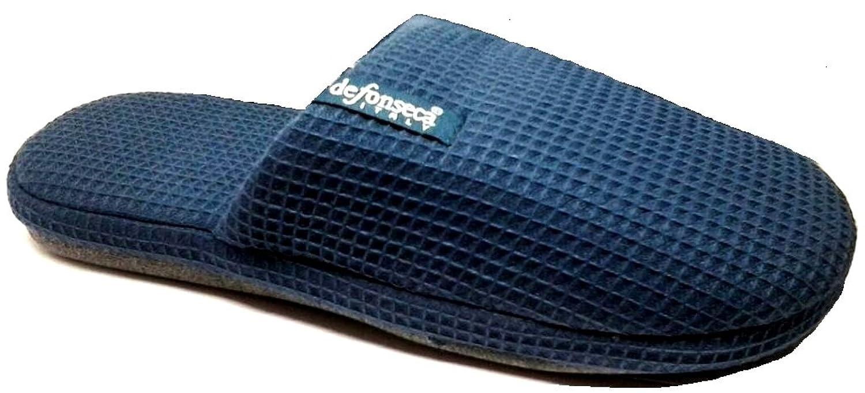 De Fonseca - Zapatillas de estar por casa para hombre azul Size: 43 QsUxwl8OzV