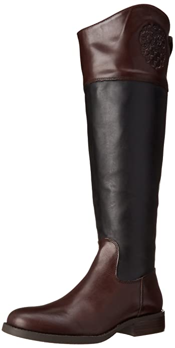 Amazon.com | Vince Camuto Women's Fabina-Wide Riding Boot: Wide ...