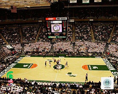 Breslin Center Michigan State Spartans Stadium Photo (Size: 16