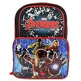 Marvel Avengers 16' Inch Boys School Backpack Bag