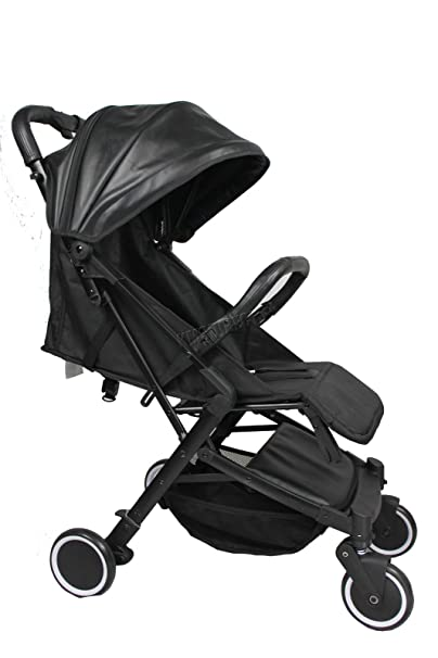 FoxHunter Foldable Baby Stroller Pushchair Pram Toddler Buggy Adjustable BS03